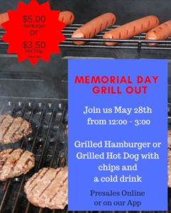 Memorial Day BBQ